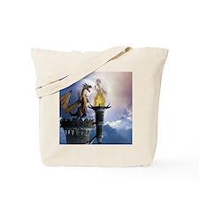 dl2_Woven Blanket_1175_H_F Tote Bag
