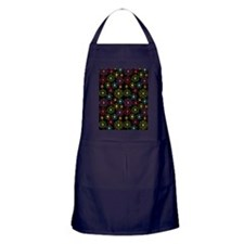 Periodic Shells (Dark) Apron (dark)