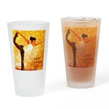 Delight In the Dance of Life Drinking Glass