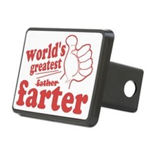 Worlds Greatest Farter Hitch Cover