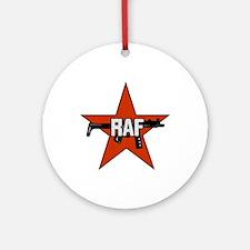 RAF Trad Ornament (Round)