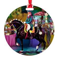 In Wonderland Ornament