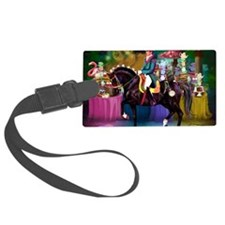 In Wonderland Luggage Tag