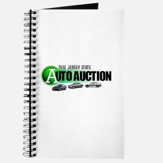 NJ Auto Green Logo Journal