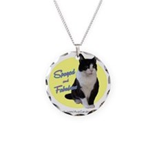 Spayed  Fab Necklace