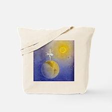 Earth Dancer Tote Bag