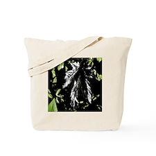 Leaf Curtain Tote Bag