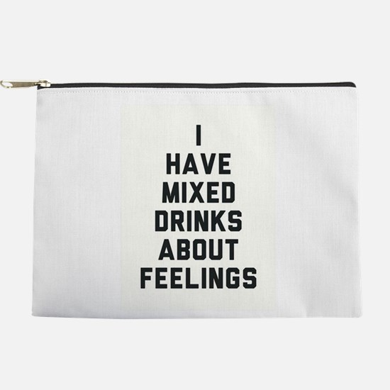 DRINK Mixed feelings Makeup Pouch