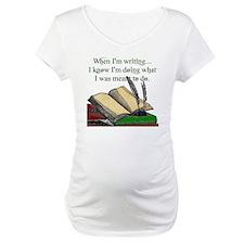 When I write Shirt