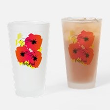 Principal FLORAL Drinking Glass