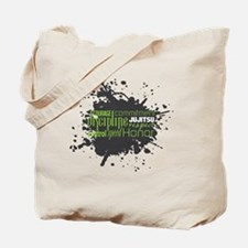 Jujitsu Inspirational Splatter Tote Bag