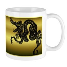 Hunter's Dream Gold Mug