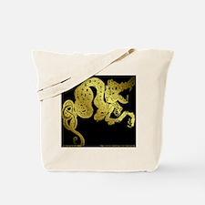 Hunter's Dream Gold Tote Bag