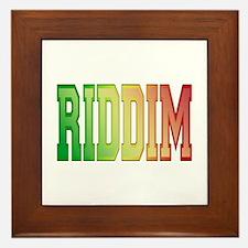 Riddim Framed Tile