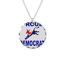 Democrat Pride (Donkey) Necklace