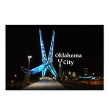 OklahomaCity_5x3rect_stic Postcards (Package of 8)