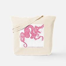 Hunter's Dream Pink Tote Bag
