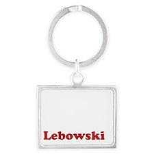 Movie Gear Big Lebowski Landscape Keychain