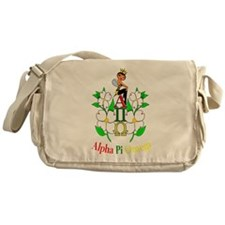 Sorority Messenger Bag