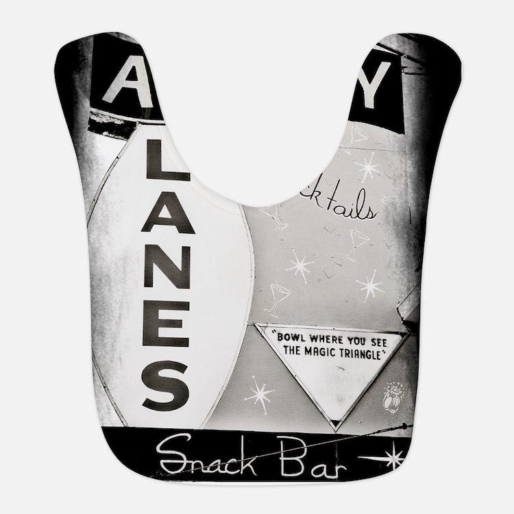 Asbury Lanes Bib