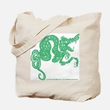 Hunter's Dream Green Tote Bag