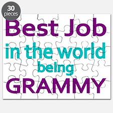 Best Job in the world, being GRAMMY Puzzle