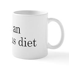Asparagus diet Mug