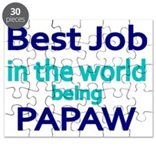 Best Job in the world, being PAPAW Puzzle
