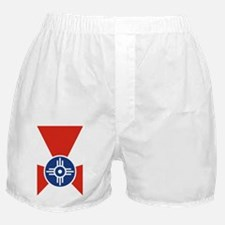 Wichita Kansas Boxer Shorts