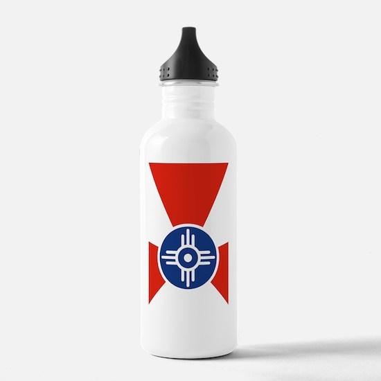 Wichita Kansas Water Bottle