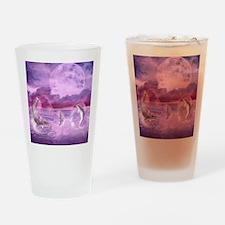 dod_shower_curtain Drinking Glass