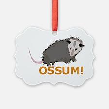 Opossum Ornament