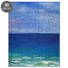 Beautiful Beach Puzzle