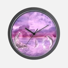 dod_60_curtains_834_H_F Wall Clock