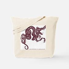 Hunter's Dream Sepia Tote Bag