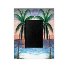 Sunset Palms Picture Frame