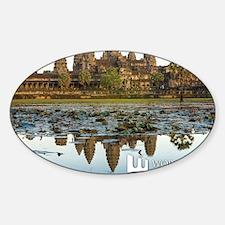 Angkor Wat Decal