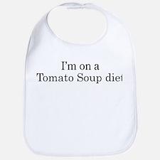 Tomato Soup diet Bib