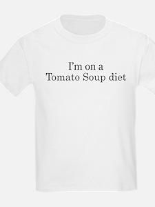 Tomato Soup diet T-Shirt