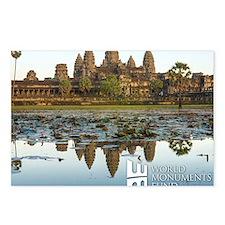 Angkor Wat Postcards (Package of 8)