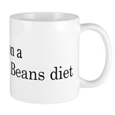 Franks And Beans diet Coffee Mug