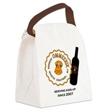 Erik Bottle Canvas Lunch Bag