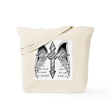 Isaiah_40_31 Tote Bag