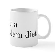 Toast And Jam diet Mug