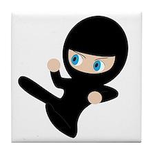 Womb Ninja Tile Coaster