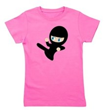 Womb Ninja Girl's Tee