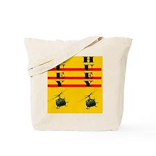 Flip Flop Huey Simulator Tote Bag