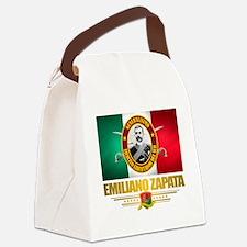 Emiliano Zapata Canvas Lunch Bag