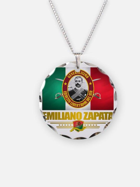 Emiliano Zapata Necklace