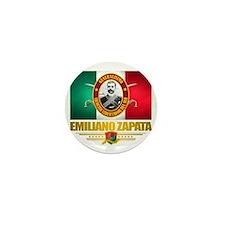 Emiliano Zapata Mini Button